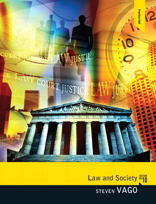 Law and Society Plus MySearchLab with Etext -- Access Card Package