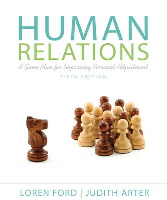 Human Relations: A Game Plan for Improving Personal Adjustment Plus MySearchLab with eText -- Access Card Package
