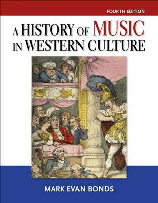History of Music in Western Culture (Paperback)