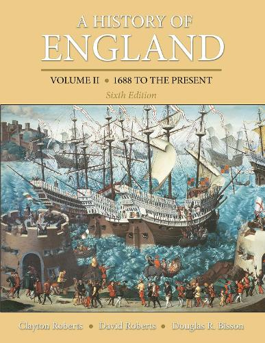 History of England, Volume 2, A (1688 to the present) (Paperback)