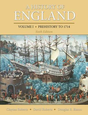 History of England, Volume 1, A (Prehistory to 1714) (Paperback)