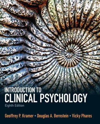 Introduction to Clinical Psychology (Paperback)