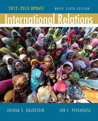 International Relations, Brief Edition, 2012-2013 Update (Paperback)