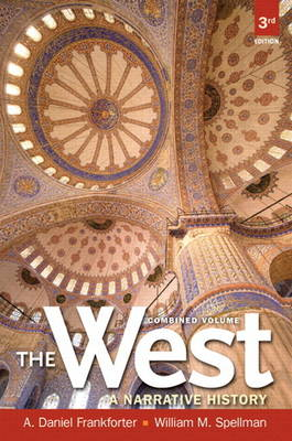 Black and White Edition of The West: A Narrative History, Combined Volume (Paperback)