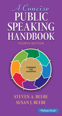 A Concise Public Speaking Handbook (Spiral bound)