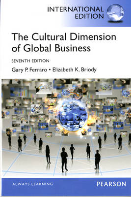The Cultural Dimension of Global Business (Paperback)