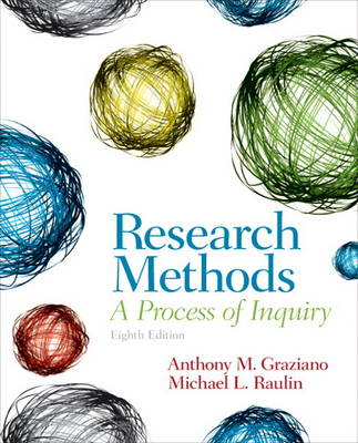 Research Methods: A Process of Inquiry Plus MySearchLab with Etext -- Access Card Package