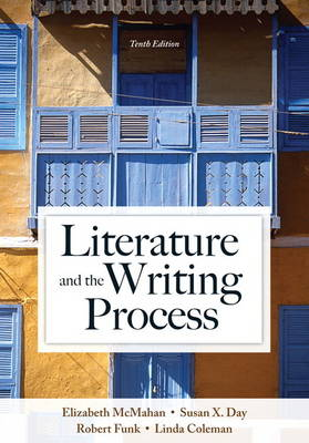 Literature and the Writing Process (Paperback)