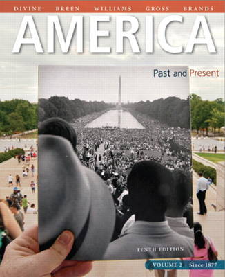 America: Past and Present, Volume 2 (Paperback)