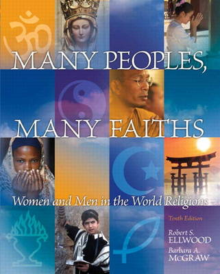 Many Peoples, Many Faiths Plus NEW MyReligionLab with eText -- Access Card Package