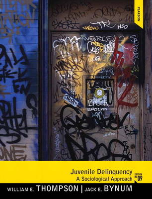 Juvenile Delinquency Plus MySearchLab with eText -- Access Card Package