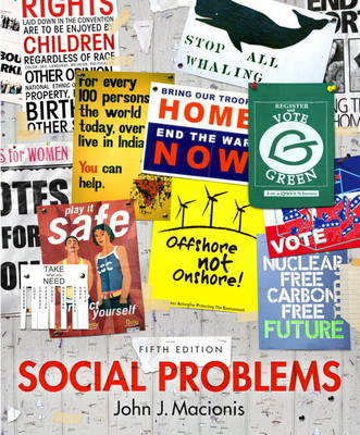 Social Problems Plus New MySocLab with Etext -- Access Card Package