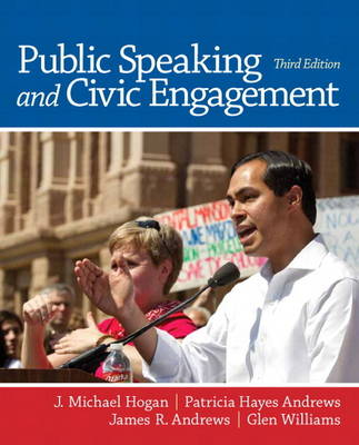 Public Speaking and Civic Engagement Plus New MyCommunicationLab with Etext -- Access Card Package