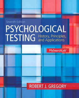 Psychological Testing: History, Principles and Applications (Paperback)