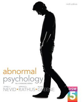 Abnormal Psychology in a Changing World (Hardback)