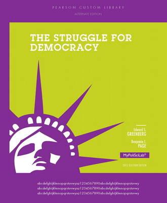 The Struggle for Democracy (Paperback)