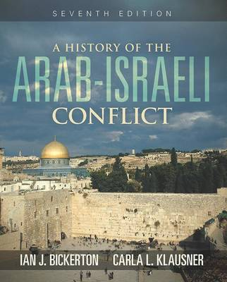 A History of the Arab Israeli Conflict (Paperback)