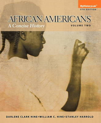 African Americans: A Concise History,  Volume 2 (Paperback)