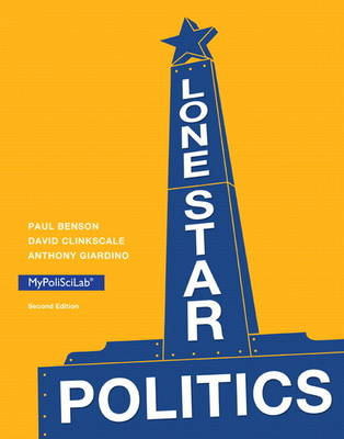 Lone Star Politics (Paperback)