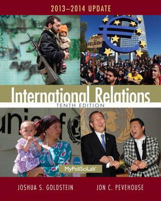 International Relations, 2013-2014 Update (Paperback)