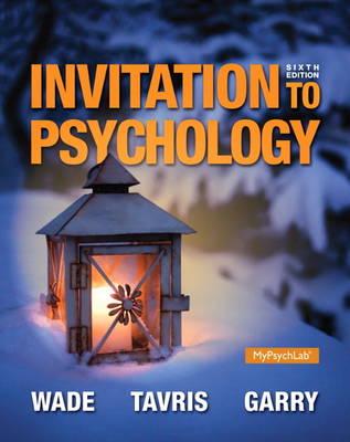 Invitation to Psychology (Paperback)
