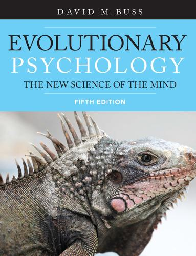 Evolutionary Psychology: The New Science of the Mind (Paperback)
