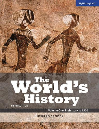 World's History, The, Volume 1 (Paperback)