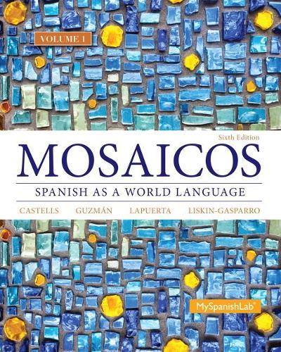 Mosaicos Volume 1 (Paperback)