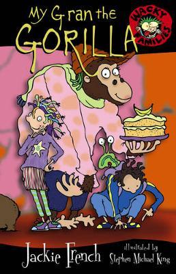 My Gran The Gorilla - Wacky Families 06 (Paperback)