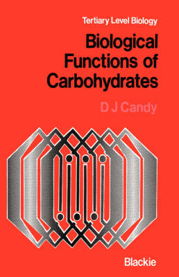 Biological Functions of Carbohydrates (Paperback)