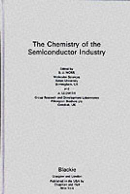 Chemistry of the Semiconductor Industry (Hardback)