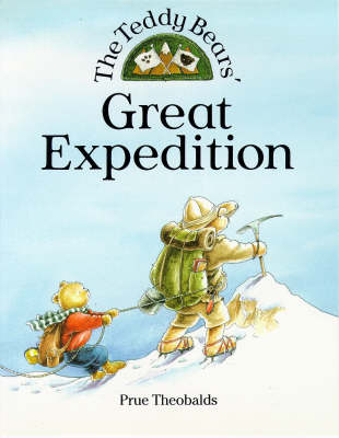 The Teddy Bears' Great Expedition (Paperback)