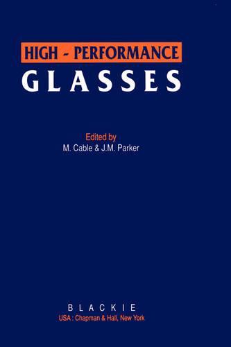 High-Performance Glasses (Hardback)
