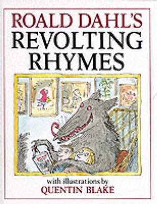 Revolting Rhymes (Hardback)