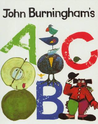 John Burningham's ABC (Hardback)