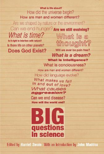 Big Questions In Science (Hardback)