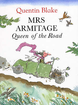 Mrs.Armitage Queen of the Road (Hardback)