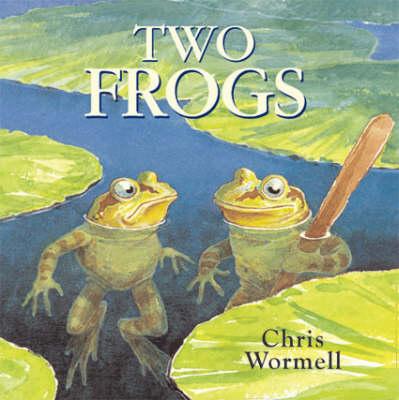 Two Frogs (Hardback)