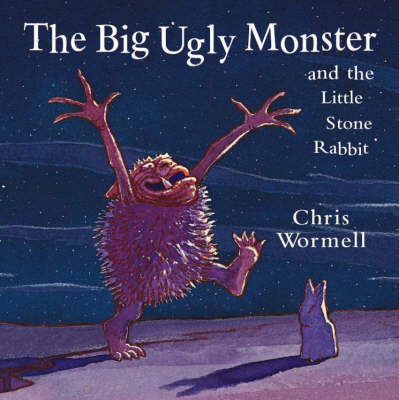 The Big Ugly Monster and the Little Stone Rabbit (Hardback)