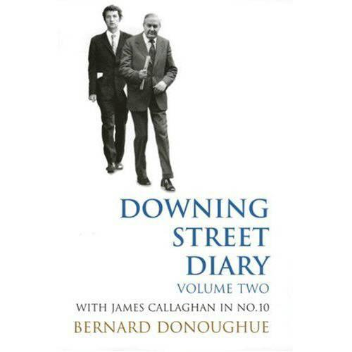 Downing Street Diary: With James Callaghan in No. 10 v. 2 (Hardback)