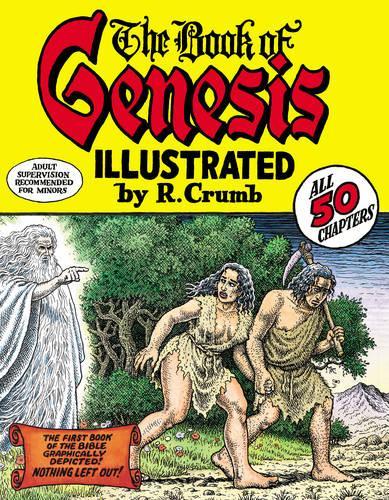 Robert Crumb's Book of Genesis (Hardback)