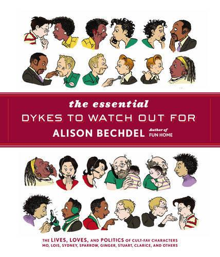 The Essential Dykes To Watch Out For (Paperback)