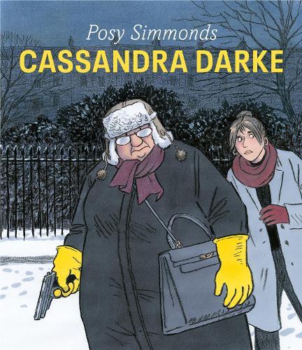 Cassandra Darke (Hardback)