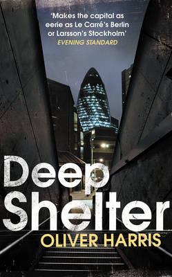 Deep Shelter: Nick Belsey Book 2 (Hardback)