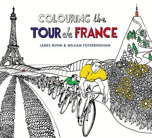 Colouring the Tour de France (Paperback)