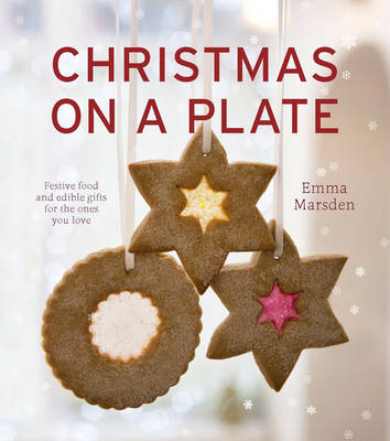 Christmas on a Plate (Hardback)