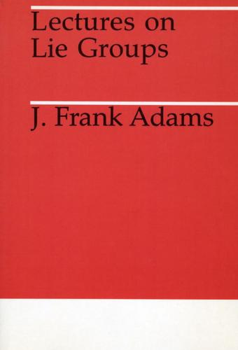Lectures on Lie Groups (Paperback)