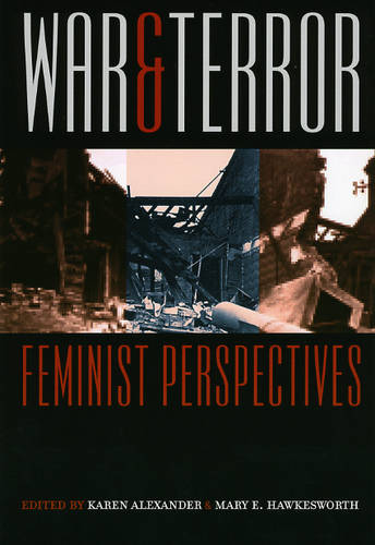 War and Terror: Feminist Perspectives (Paperback)