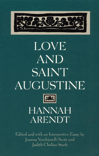 Love and Saint Augustine (Paperback)
