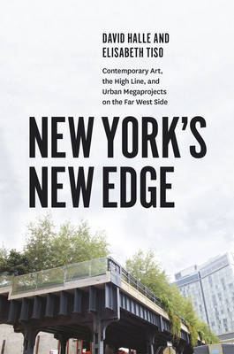 New York's New Edge: Contemporary Art, the High Line, and Urban Megaprojects on the Far West Side (Hardback)